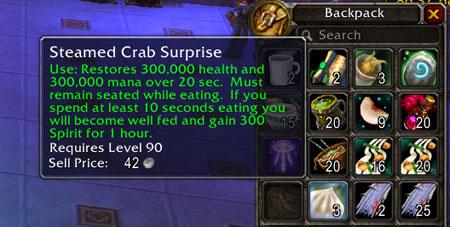 crabsteamed
